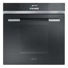 Prestigious Italian design, state-of-the-art technology and top quality materials: come and take a closer look at the extensive Smeg oven range and choose from a wealth of features and styles Smeg Kitchen, Kitchen Appliances, Modern Minimalist, Minimalist Design, Built Under Double Oven, Smeg Range, Compact Microwave Oven, Cooking Stone, Cleaning