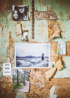 Layers of old wallpapers. Photo by Kristin Lagerqvist and styling by Johanna Bradford. Old Wallpaper, Bohemian House, Creative Home, Bookbinding, Vintage Paper, Blackberry, Interior Inspiration, Whimsical, Vintage World Maps