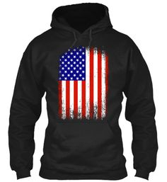 Vintage American Flag, USA 'Merica T-Shirts, Hoodies and Sweatshirts. #Pride
