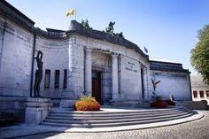 Museum voor Schone Kunsten Belgium, Netherlands, Museum, Mansions, House Styles, Home Decor, Kunst, The Nederlands, The Netherlands