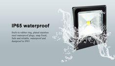 IP65 waterproof led smd flood light