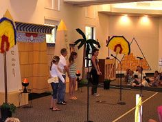 The Cheese Stands Alone: VBS: Joseph's Journey