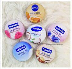 Labello Lip Butter♥ Riechen sehr gut♥★