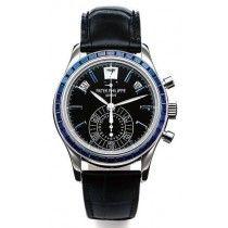 Patek Philippe Annual Calendar Chronograph 5961 Reloj 5961P_sapphire