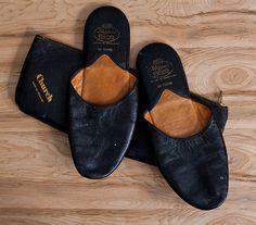 Church's Air Travel leather slippers Black Slippers, Leather Slippers, Mens Slippers, 10 Pence, Bedroom Slippers, Italian Summer, Sleepwear & Loungewear, Air Travel, Trends 2018