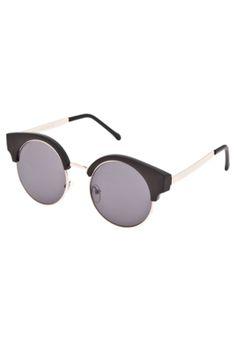 10cbf5eeddf Óculos de Sol DAFITI ACCESSORIES Preto