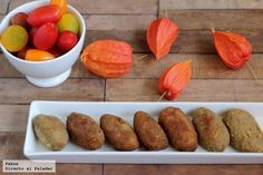 Meat Recipes, Real Food Recipes, Yummy Food, Yummy Yummy, Spanish Tapas, Tapas Bar, Recipe Collection, Finger Foods, Sweet Potato