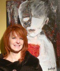 Nadia Nadege, artiste interdisciplinaire