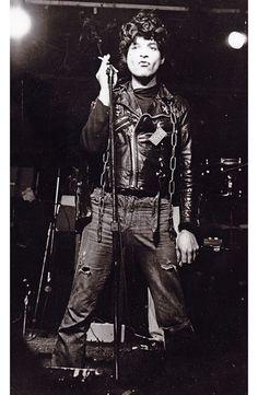 THE UNDERESTIMATOR — theunderestimator:   Alan Vega, frontman of...