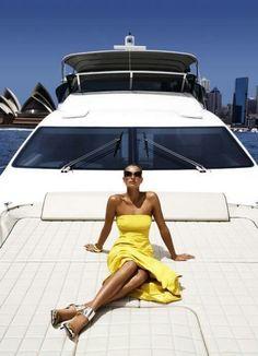 #girl #boat