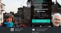 Bob Burns, The Simpsons, Edinburgh, Workshop, Mindfulness, Teaching, Wellness, Atelier, Work Shop Garage