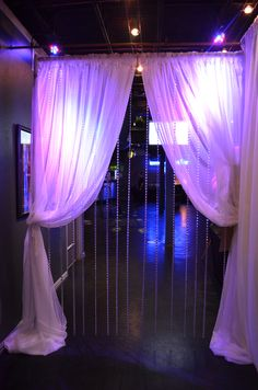 Entryway by Ideal Party Decorators - www.idealpartydecorators.com