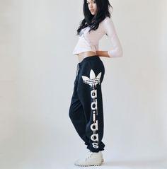 adidas need those sweatpants !!!