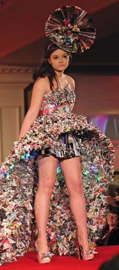 past junk kouture design