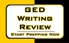 A directory of GED Writing review videos that will help students taking the GED test.  Find the help you need for the GED Writing exam.