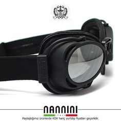 """""""İtalyan NANNINI Goggles TT Custom Showroomlarda ve ttcustomshop.net'te! 99 € (0216) 541 91 90 - (0242) 349 28 30 (0535) 882 82 82 - (0536) 245 45 45  Italian NANNINI Goggles available in our showrooms and on our website ttcustomshop.net! 99 €  #nannini #vintage #safe #special #accessories #goggle #goggles #good #design #trend #TagsForLikes #photooftheday #instabike #instagood #instamoto #motorbike #motorcycle #bike #ride #race #road #rideout #rock #life #lifestyle #freeway #fashion"""