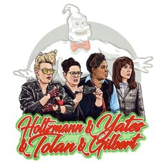 I wanna be part of this team Ghostbusters Movie, My Favorite Food, My Favorite Things, Favorite Recipes, Kate Mckinnon, Cross Stitch Love, Be Kind To Yourself, Homescreen
