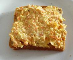 Rezept Frühlingshafter Käseaufstrich von eva-ma-ria - Rezept der Kategorie Saucen/Dips/Brotaufstriche
