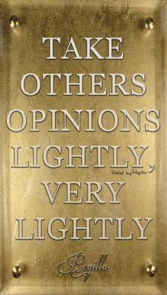 Regilla ⚜ opinions...