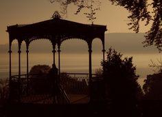 Möchte auch einen Pavillon beisteuern - Stadtpark Überlingen.