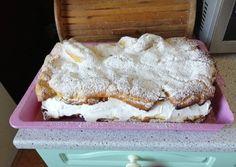 Felhő szelet recept foto Hungarian Recipes, Tiramisu, Cake, Ethnic Recipes, Foods, Food Food, Food Items, Kuchen, Tiramisu Cake