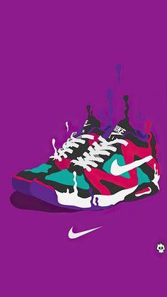 Nike Sneakes - IPhone Wallpapers