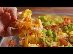 Cooking Breakfast Nachos Video - Breakfast Nachos How to Video