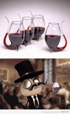 Getting drunk....like a sir.