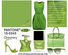 Pantone color of the Year 2017: wearing Greenery | Fashion and ...