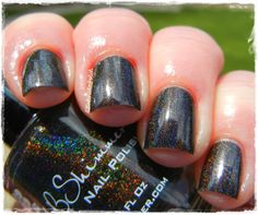 A Girl and Her Polish: KBShimmer Early Summer Collection 2014 Swatches/Review