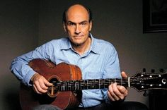 James Taylor. As good now as he was in the 70's!