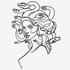 Spooky Tattoos, Dope Tattoos, Dream Tattoos, Future Tattoos, Small Tattoos, Styles Of Tattoos, Tatoos, Greek Mythology Tattoos, Greek Goddess Tattoo