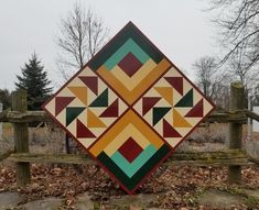 Quilt Square Patterns, Barn Quilt Patterns, Square Quilt, Big Block Quilts, Star Quilts, Quilt Blocks, Barn Quilt Designs, Quilting Designs, Painted Barn Quilts