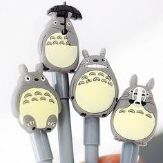 Totoro pens <3
