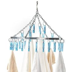 Dry Lots of Clothes in Small Spaces      Made by Amish craftsmen, this sturdy…