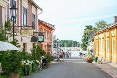 Naantali: Eine der ältesten Städte Finnlands - [GEO] Mauritius, Finland, Norway, Road Trip, To Go, Street View, Australia, Japan, Country