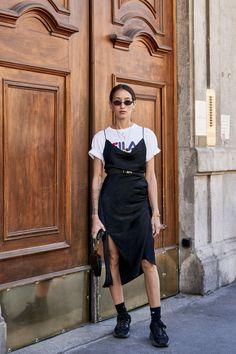 30f38fb2282 Los mejores looks de street style del mundo son de Zara