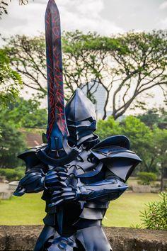 berserker cosplay from fate zero