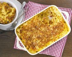 Crayfish Macaroni Cheese Recipe on Yummly. @yummly #recipe