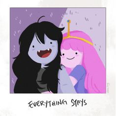 🦇 everything stays right where you left it 🍬 * Credit to 🦋✨ * This is part 2 out of 3 from this mini Series, which the artist… Adventure Time Marceline, Adventure Time Anime, Adventure Time Princesses, Adventure Time Characters, Princesse Chewing-gum, Oblyvian Girls, Adveture Time, Marceline And Princess Bubblegum, Adventure Time Wallpaper