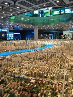 Model of Shanghai