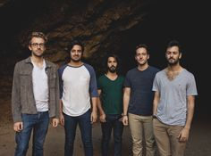 Young the Giant has such a great sound. Their sophomore album, Mind Over Matter came out this week and it's just as good as their first self-titled album.
