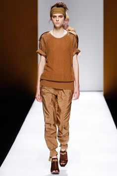 Max Mara - Spring 2013 Ready-to-Wear - Look 13 of 45