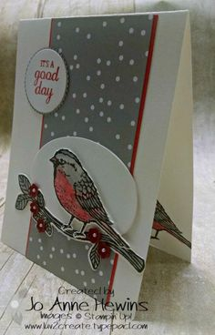 Color Fusers August 15 bird 2 - Stampin' Up! Best Birds stamp set