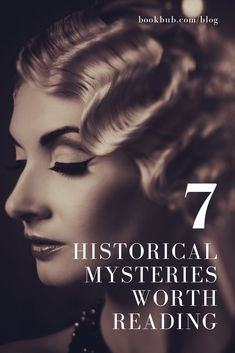Top historical mystery books for women to read in fall mystery 7 Historical Mysteries That Will Transport You to the Past — and Have You Racing to Catch the Killer The Killers, Historical Fiction Novels, Books 2018, Mystery Novels, Book Lists, Reading Lists, Book Lovers Gifts, Book Of Life, Book Nerd