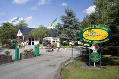 Camping Parc La Clusure in de Belgische Ardennen ****ANWB vakantiepark