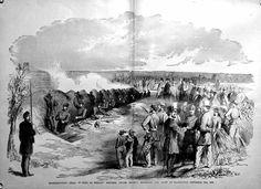 Sharpshooting Sept. 20, 1861.