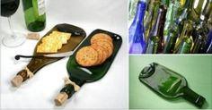 - Aprenda a preparar essa maravilhosa receita de Como fazer uma tábua de lanches com uma garrafa de vidro