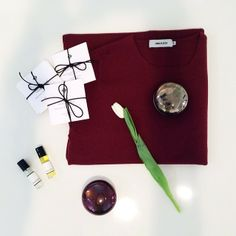 Valentine's day preparations #olofragrance #karinwidnas #arelastudio | 11.2.2014