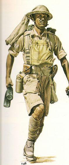 Nº 146.- Sergeant, Indian Army,1940..jpg